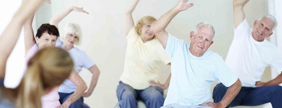 Beweging voor senioren, van onschatbare waarde!